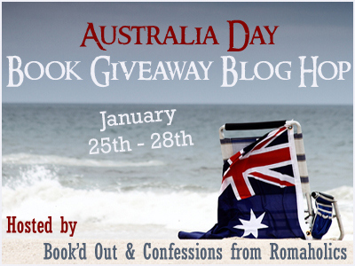 MY LITTLE PART OF AUSTRALIA [Australia Day Book Giveaway Blog Hop!]