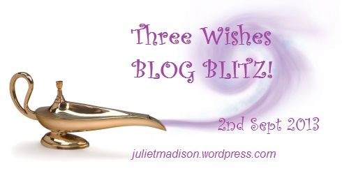 Sign up for the Three Wishes Blog Blitz!