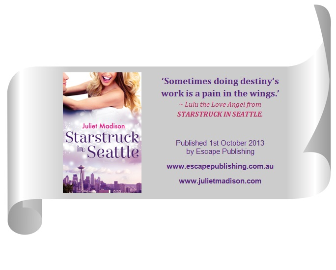 RELEASE DAY! Starstruck in Seattle [plus bumper giveaway!] (1/6)