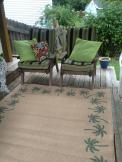 back deck lower