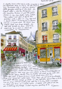 Paris Letter Sample 1