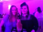 Juliet Madison & Stefanie London (with Romance Llama)