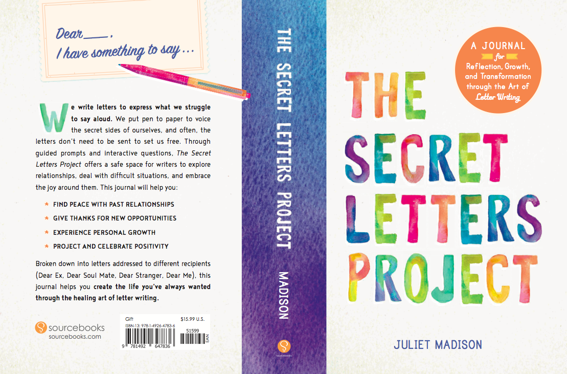 """Everything You Need To Know About The €�secret Letters To Strangers Month €�  Global Kindness Initiative""""  Juliet Madison"""