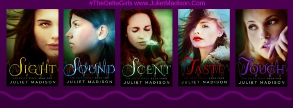 deltagirls5books